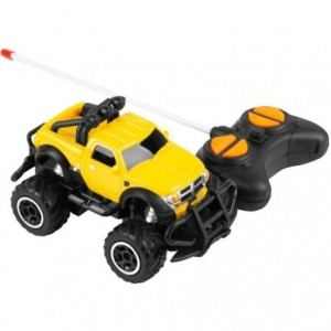 CAR UGO RC MONSTER TRUCK - 10KM/H - ALCANCE 10M - ESCALA 1:43