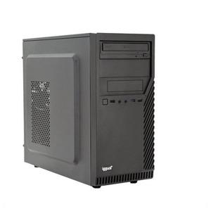PC de Sobremesa iggual PSIPCH423 i3-8100 8 GB RAM 1 TB HDD W10 Negro