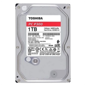 Disco Duro Toshiba HDWD110UZSVA 1 TB HDD