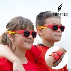 Gafas de Sol Enrollables Infantiles Sunfold Kids Mundial Spain