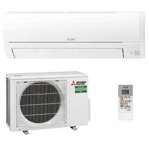 Aire Acondicionado Mitsubishi Electric MSZHR35VF Split Inverter 3096 kcal/h A++/A+ Blanco