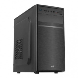 CAJA SEMITORRE AEROCOOL CS103 - 1* USB 3.0 2* USB 2.0 - AUDIO/MICRÓFONO - SOPORTA GPU HASTA 322 MM - MICRO ATX/MINI ITX