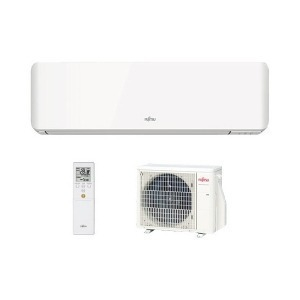 Aire Acondicionado Fujitsu ASY25UIKM Split Inverter A++/A+ 2150 fg/h 20 dB Blanco
