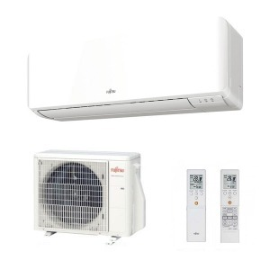 Aire Acondicionado Fujitsu ASY40UI-KM Split Inverter A++/A+ 3440 fg/h Blanco