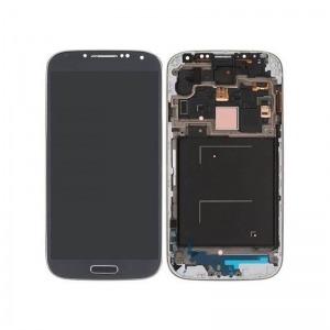 Pant. Tactil + LCD Compatible Galaxy S4 i9505 Negro