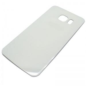 Carcasa Trasera Compatible Samsung Galaxy S6 Edge Blanco