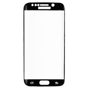 Cristal Pantalla Compatible S.Galaxy S6 Edge Azul Oscuro