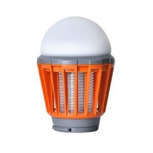Antimosquitos Eléctrico BRIGMTON BMQ10 25m² LED Naranja