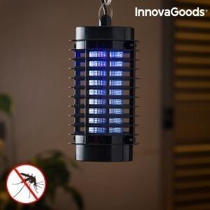 Lámpara Antimosquitos KL-900 InnovaGoods 3W Negro