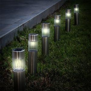 Lámpara Solar Stake (Pack de 6)