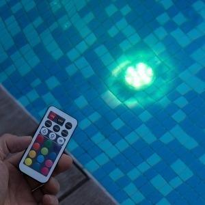 LED Sumergible RGB (10 LED)