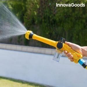 Pistola de Agua a Presión con Depósito 8 en 1 InnovaGoods