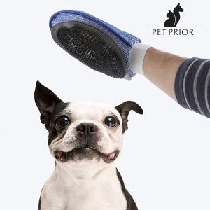 Cepillo-Manopla para Mascotas Pet Prior