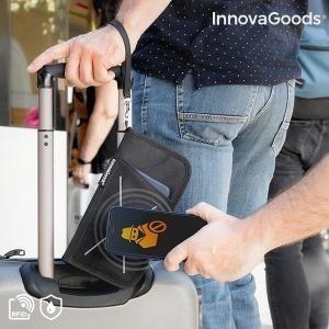 Cartera de Viaje Antirrobo Electrónico Wallock InnovaGoods