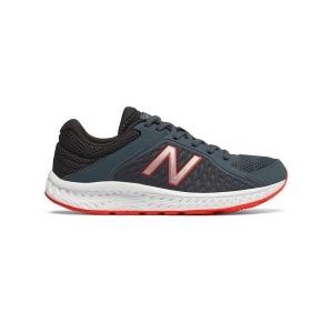 Zapatillas de Running para Adultos New Balance M420 CP4 Azul Rojo (Talla 40,5 eu)