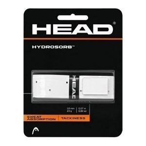Grip de Tenis Head Hydrosorb 1,8 mm Elastómero Blanco