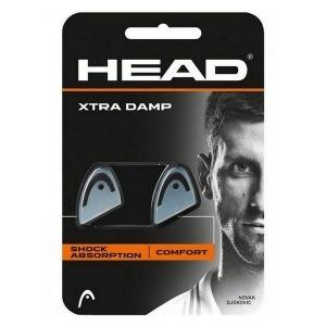 Antivibrador Head Xtra Damp Goma Gris