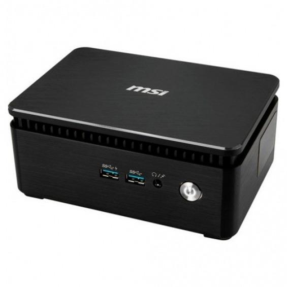Mini ordenador Msi Cubi3 Silent S 026BEU