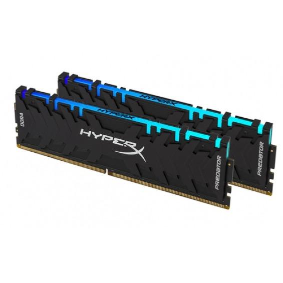 Kit 2xDimm Kingston 8GB DDR4 3200MhzHyperX Predator