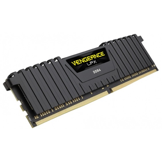 MEMORIA CORSAIR DDR4 16GB 2X8GB PC3000 VENGEANCE LPX BLACK SERIES