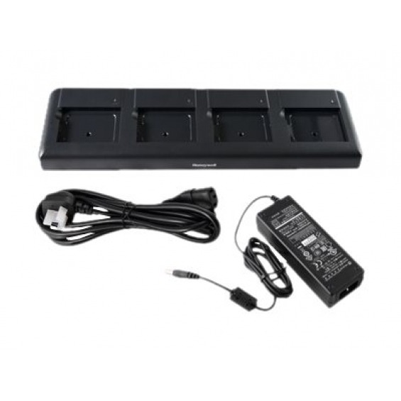 Honeywell Quad Battery Charger - cargador de batería