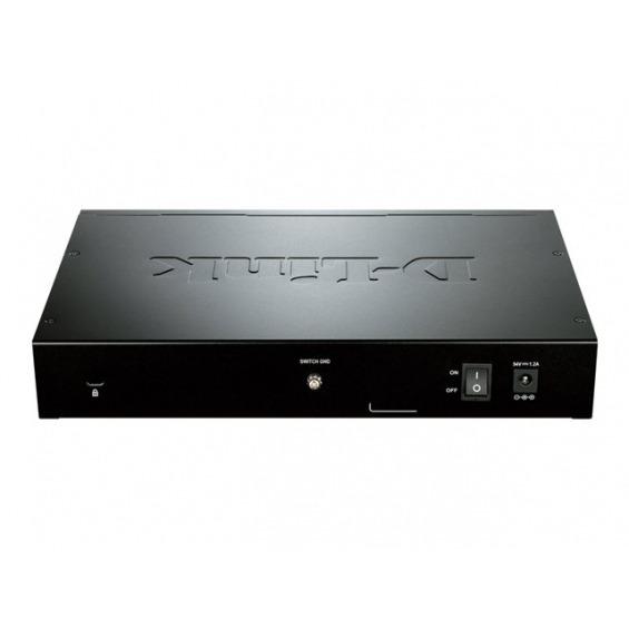 Swicht D-Link Web Smart DGS-1210-08P