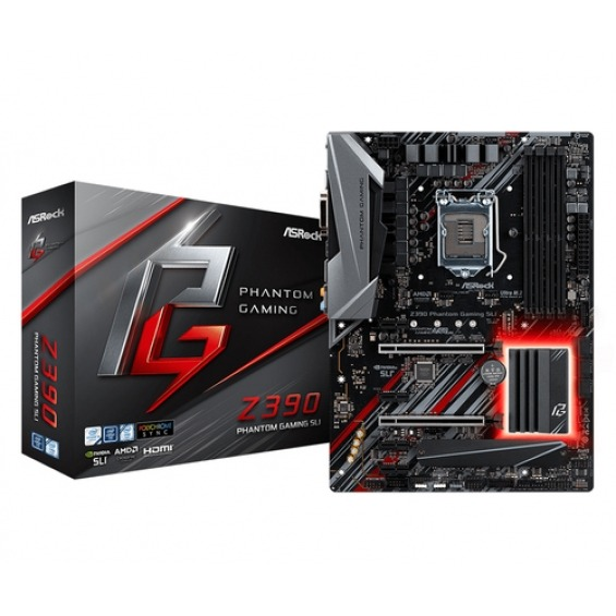 Placa AsRock Z390 Phantom Gaming Sli
