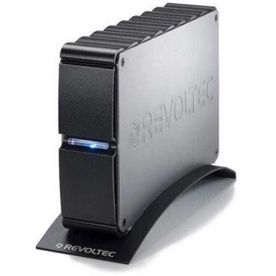 Revoltec Alu Guard - caja de almacenamiento - ATA - USB 2.0
