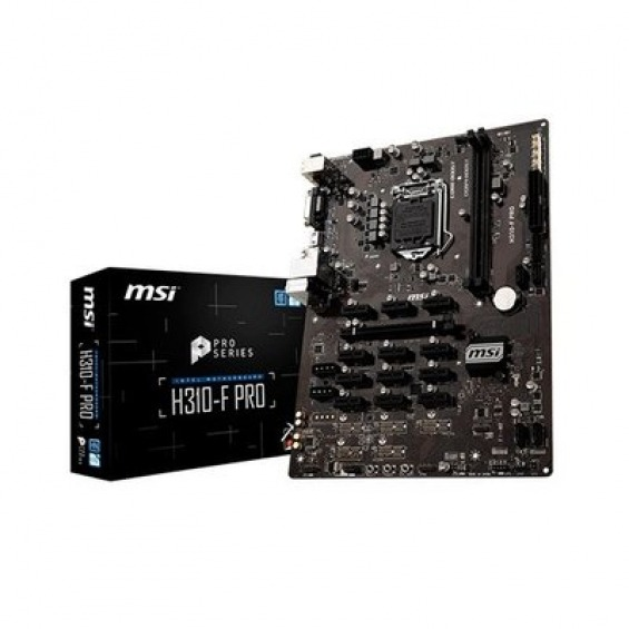 Placa Msi H310-F Pro