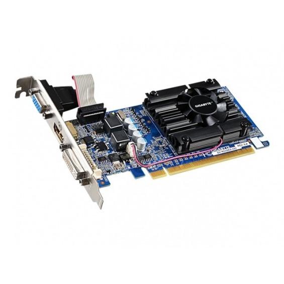 Tarjeta grafica Gigabyte GT210 1GB DDR3