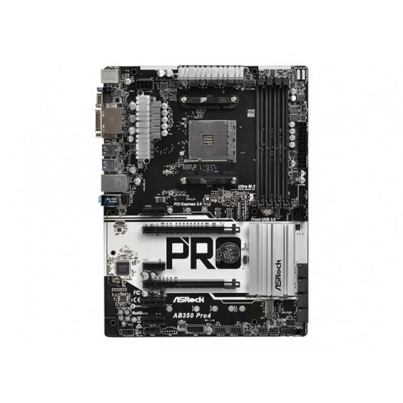Placa AsRock AB350 Pro4