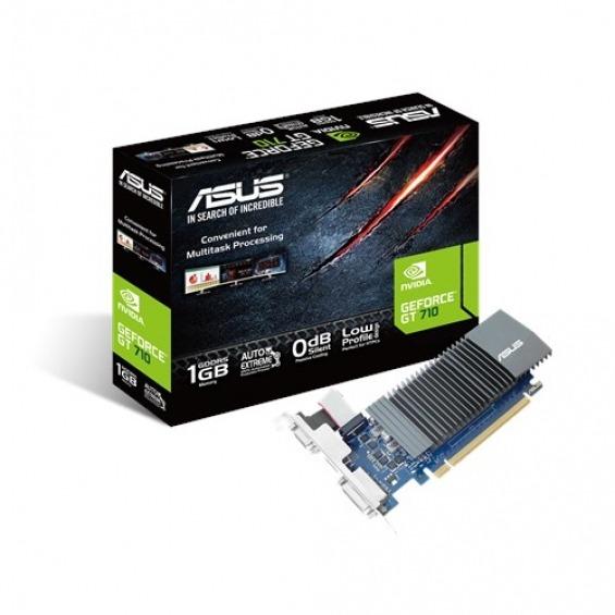 Tarjeta Grafica Asus GT710 1GB GDDR5