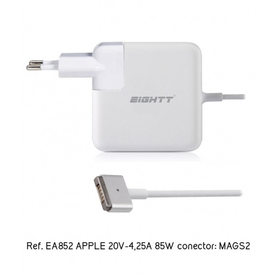 Cargador Eight Especifico Apple 45W