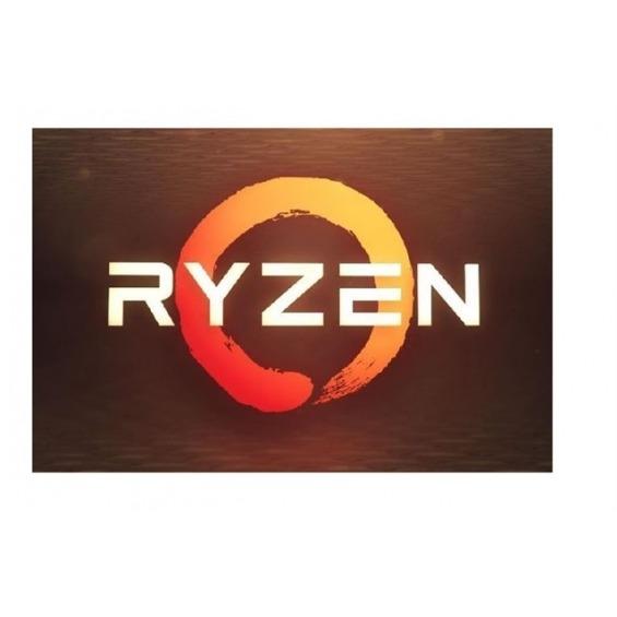 Cpu Amd Ryzen 7 1800X / 3.6 GHz