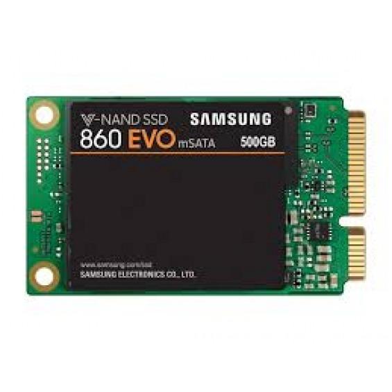 MSata 500GB samsung 860 EVO