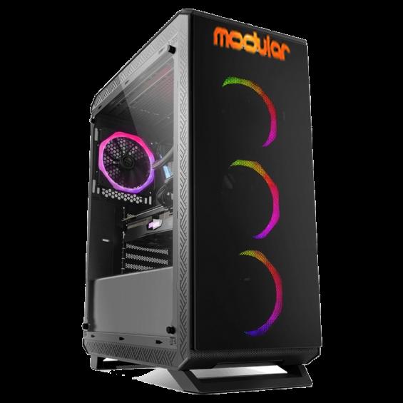 PC DISEÑO MODULAR MSI I9 9900K