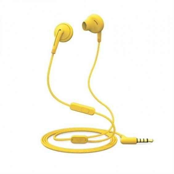 Auriculares BotonEnergy Sistem In ear Style 2+ Vanilla
