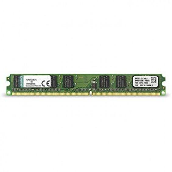 Dimm Kingston 1GB DDR2 667/800Mhz (Reacondicionado)