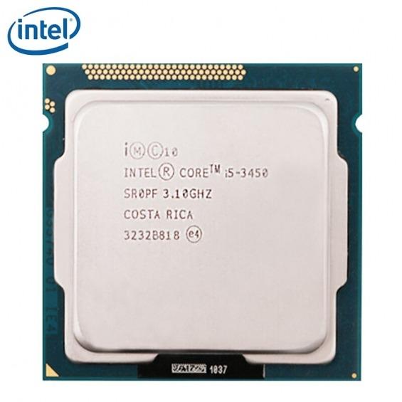 Intel i5 3450 3,5Ghz (Reacondicionado)