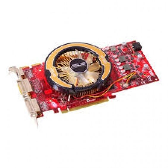 Tarjeta Gráfica Asus Radeon 4850 512Mb GDDR3