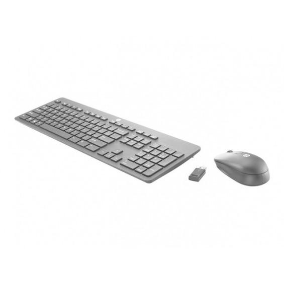 HP Slim - juego de teclado y ratón - España