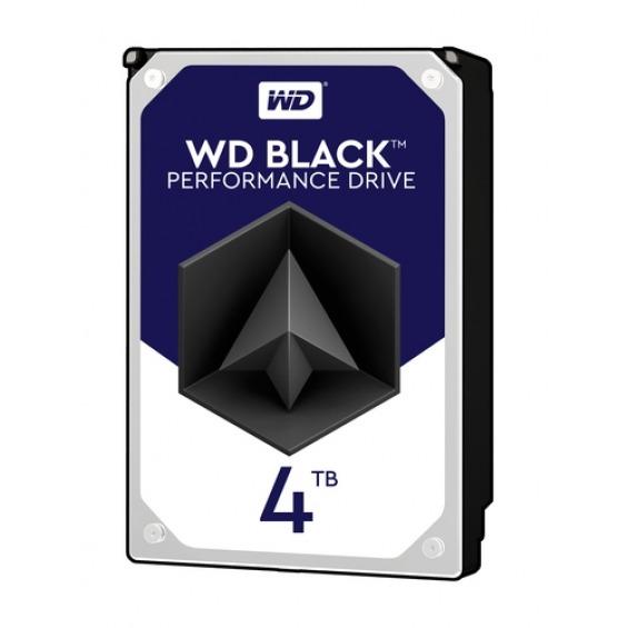 HD WD BLACK 4 TB 3.5