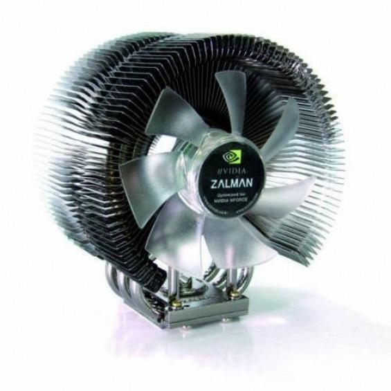 Ventilador Zalman CNPS9500AM2 Cobre