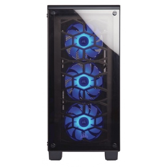 Caja Atx Corsair Crystal 460X RGB