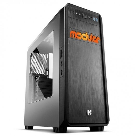 PC GAMING I5-8400 GTX1050 MODULAR