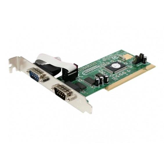 Tarjeta puertos Serie RS232 Startech PCI2S550