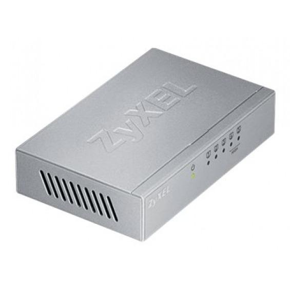 Zyxel ES-105A - v3 - conmutador - 5 puertos - sin gestionar