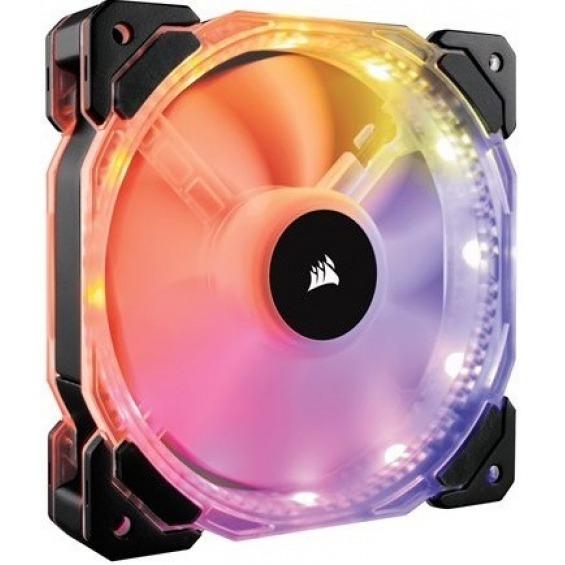 Ventilador Corsair HD140 RGB LED