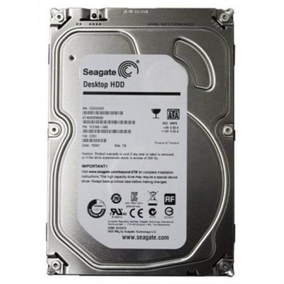 Disco duro 2TB Seagate