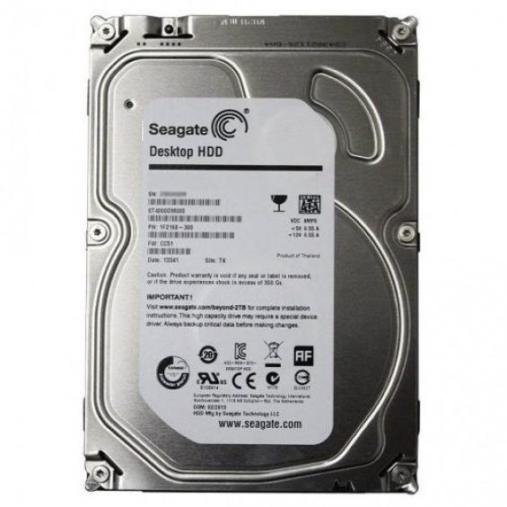 Disco duro 3TB Seagate